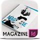 Creative Magazine Template - GraphicRiver Item for Sale