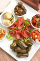 Mezze Antipasto Platter - PhotoDune Item for Sale