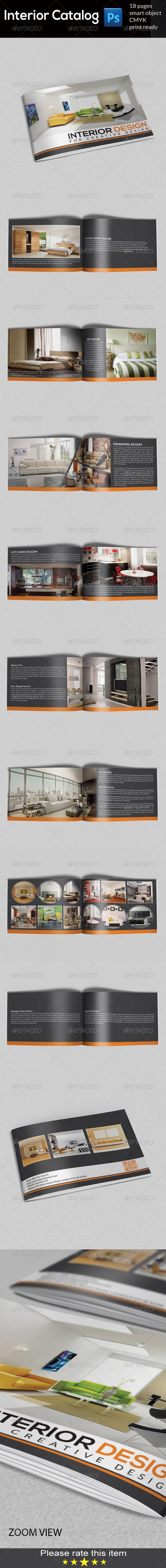 GraphicRiver Interior Catalog 7641623