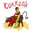 Bullfighting in Corrida  Spain - PhotoDune Item for Sale