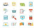 Set of vector shopping icons - PhotoDune Item for Sale