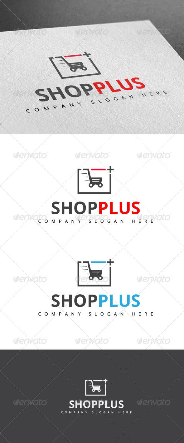GraphicRiver Shop Plus 7642318