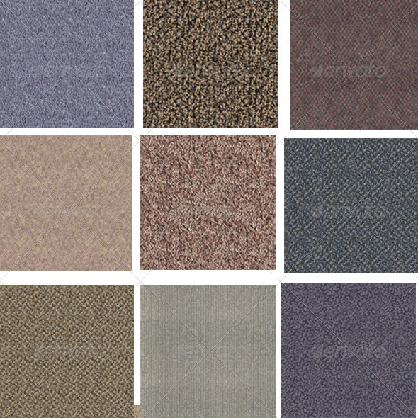 50 Carpet Textures  - 3DOcean Item for Sale