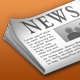 Newspaper + icons - GraphicRiver Item for Sale