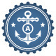 Anchor Sea Logo - GraphicRiver Item for Sale