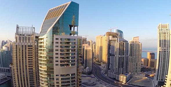 Skyline Dubai Marina III