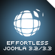 Effortless - Multi-purpose Joomla Template - ThemeForest Item for Sale