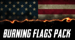 Burning Flags Pack