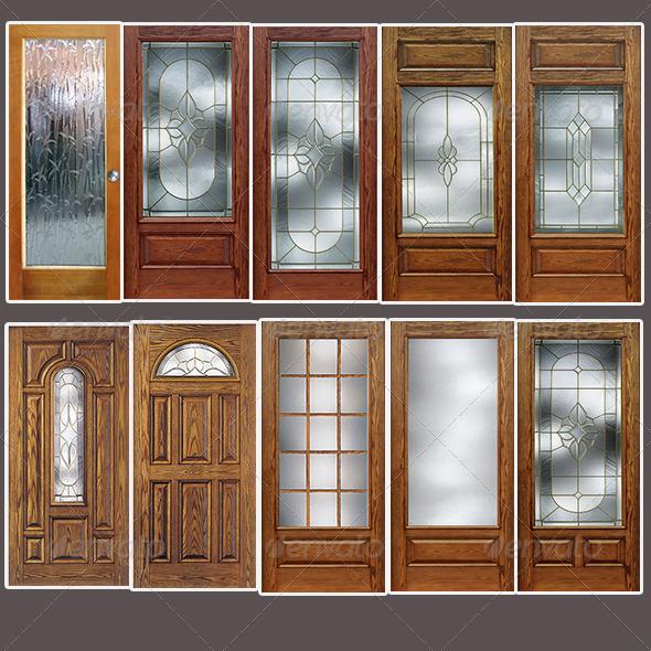 3DOcean Doors Collectation 7646054