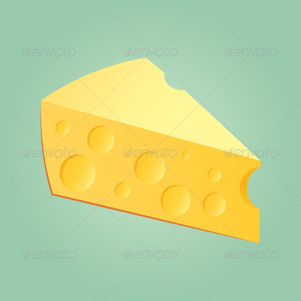 GraphicRiver Slab of Cheese 7646117