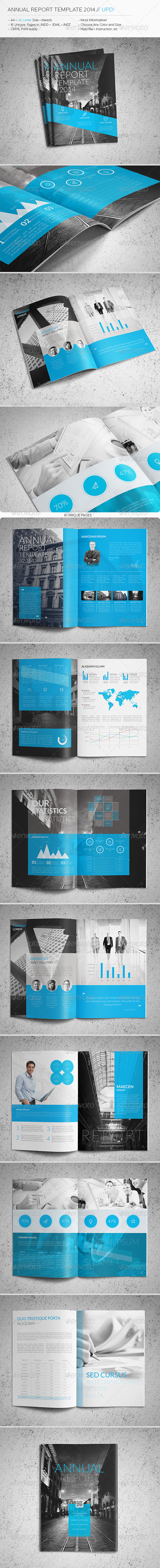 Quick Annual Report 2014 - Informational Brochures