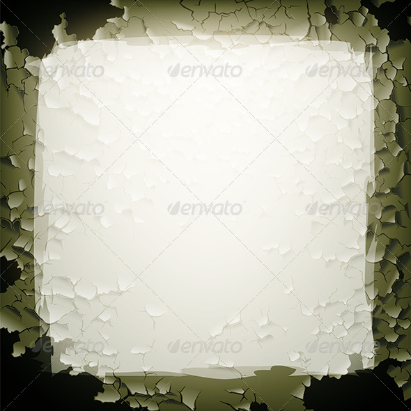 GraphicRiver Grunge Background Blank Template 7645234