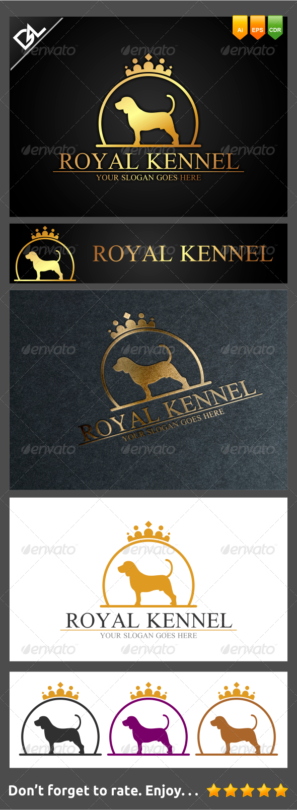 GraphicRiver Royal Kennel 7639993