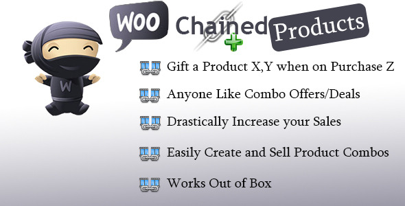 CodeCanyon WooCommerce Chained Products 7646248