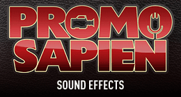 Promo Sapien Sound Effects