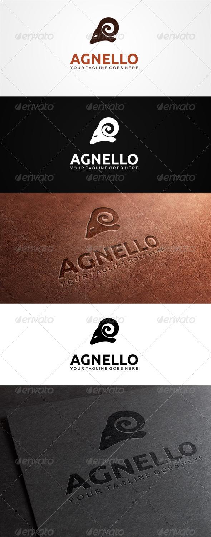 GraphicRiver Agnello Logo Template 7605915