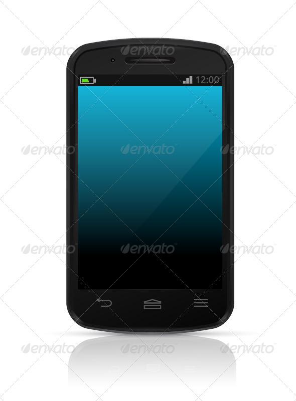 GraphicRiver Smartphone 7646792