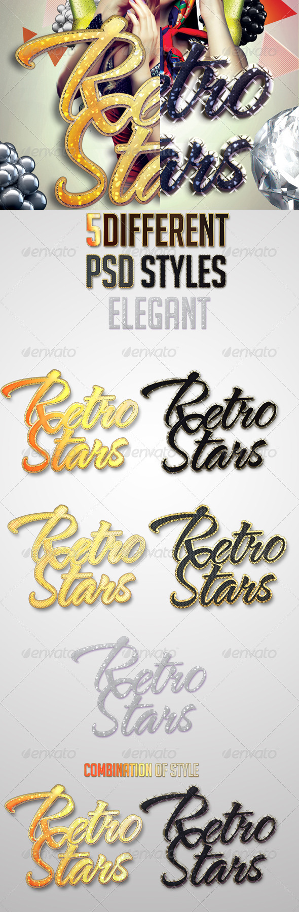 GraphicRiver PSD Style Elegant 7646811