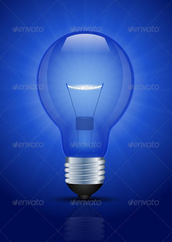 GraphicRiver Light Bulb 7646828