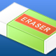 Eraser + icons - GraphicRiver Item for Sale