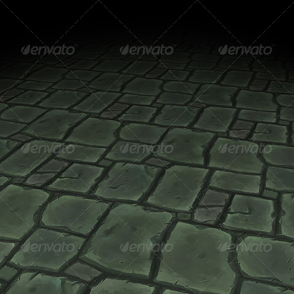 Stone Floor Texture Tile 01 - 3DOcean Item for Sale