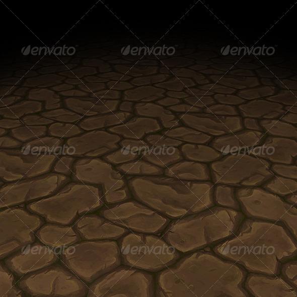 Stone Floor Texture Tile 02 - 3DOcean Item for Sale