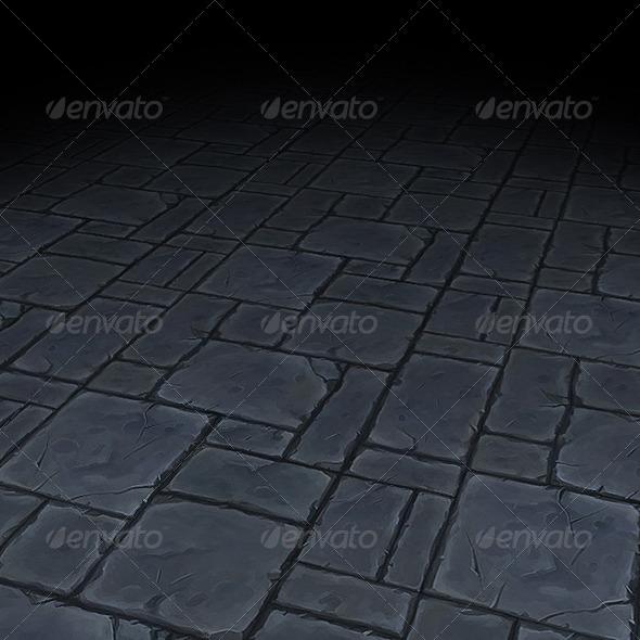 3DOcean Stone Floor Texture Tile 04 7647821
