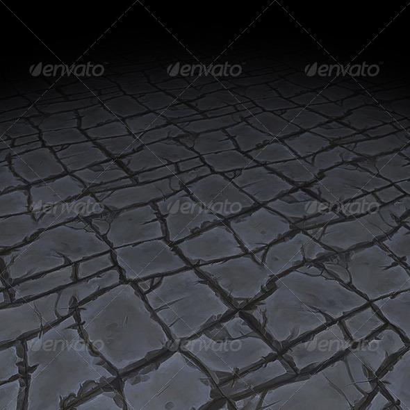 3DOcean Stone Floor Texture Tile 05 7647825