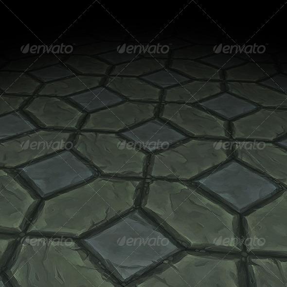 3DOcean Stone Floor Texture Tile 09 7647837