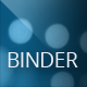 Binder - Corporate HTML5 Template - ThemeForest Item for Sale