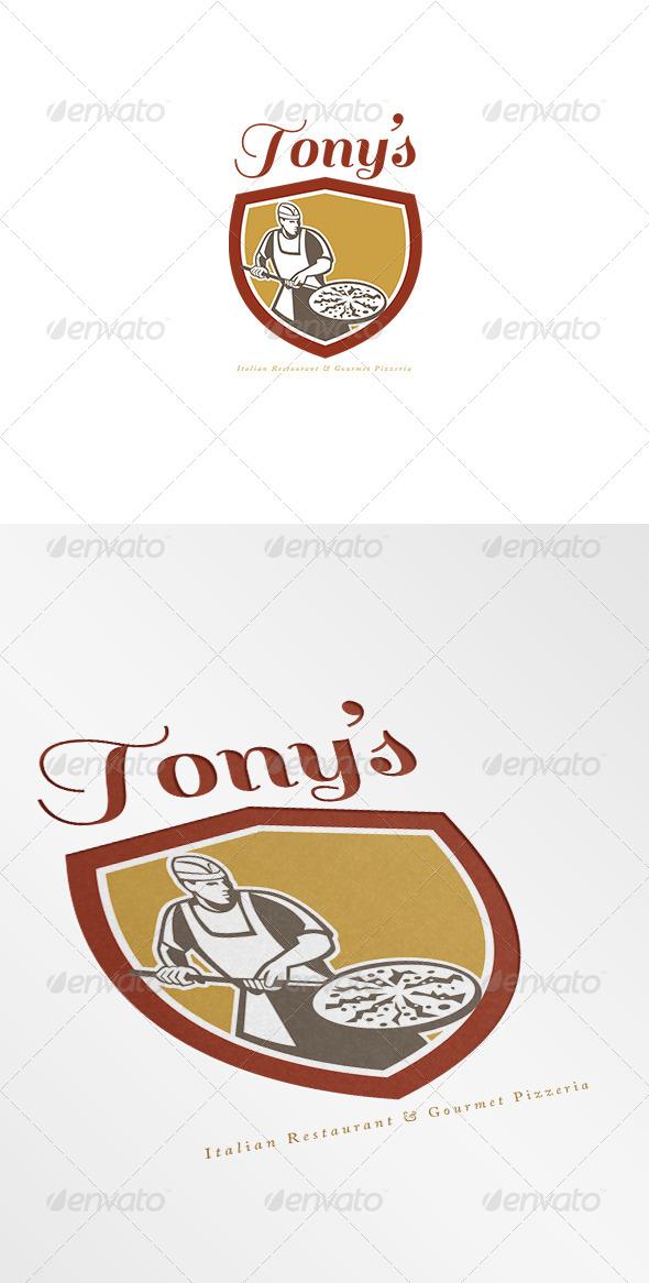 GraphicRiver Tony s Italian Restaurant and Pizzeria Logo 7648599