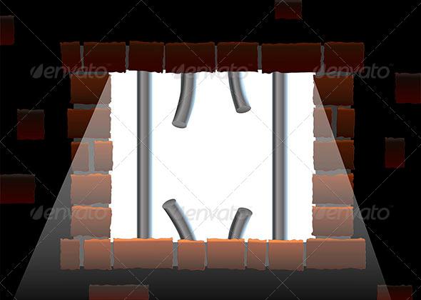 GraphicRiver Jailbreak Light 7649999