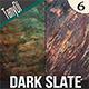 Dark Slate Stone Textures - GraphicRiver Item for Sale