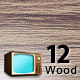 Twelve Wood Textures + Color Generator - GraphicRiver Item for Sale