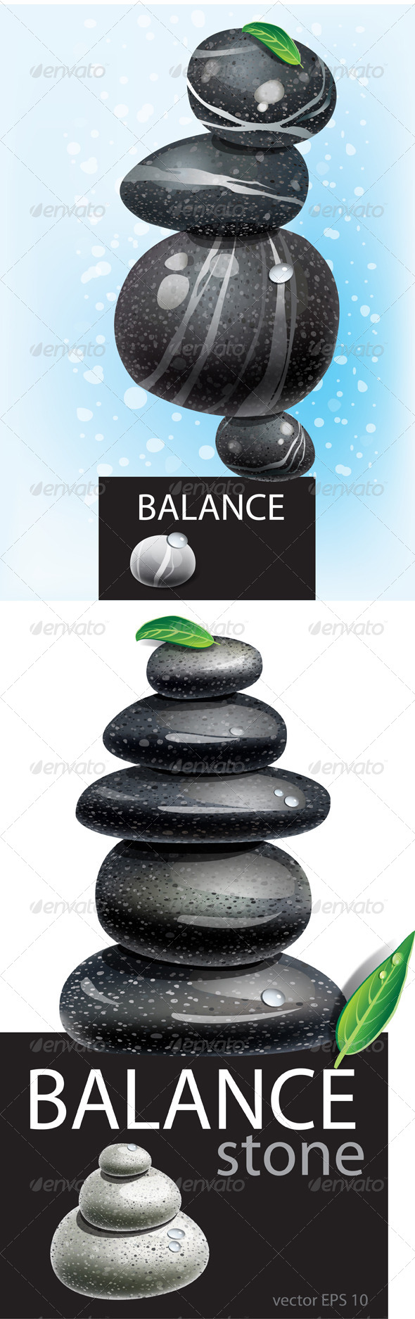 GraphicRiver Balanced Concept 7651649