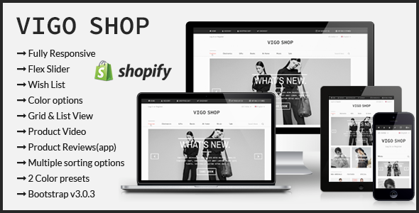 This stylish Responsive Shopify theme is Perfect for stores of any kind, such as fashion, clothing, digital gadgets, Artworks, etc., Responsive theme that&rsqu