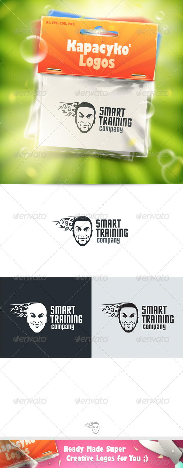 GraphicRiver Smart Training Logo 7652067