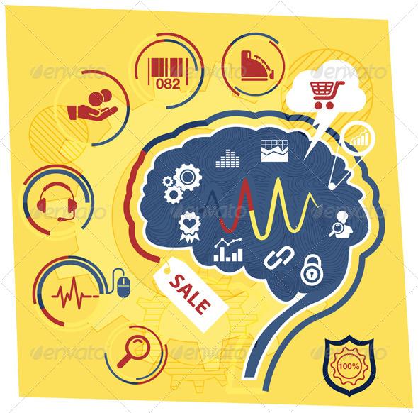 GraphicRiver Understanding Consumer Mind 7653765