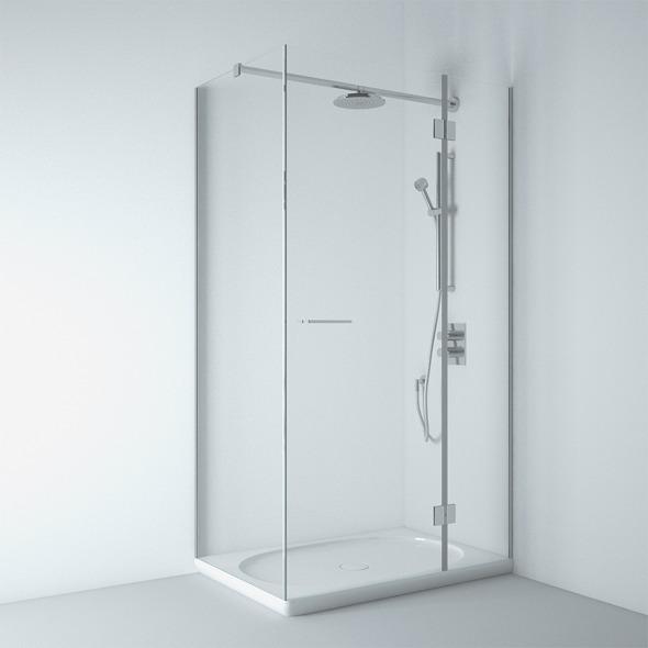 3DOcean Shower Bath Laufen 7654949