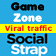 GameZone games addon for SocialStrap (Images and Media) Download