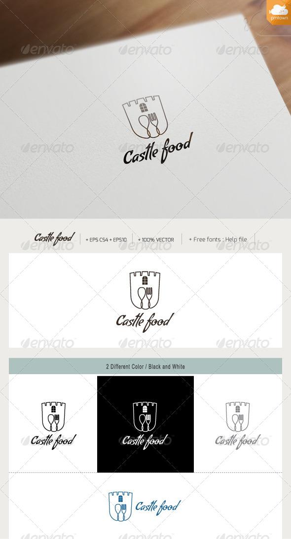GraphicRiver Castle Food 7655402