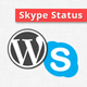 WordPress Simple Skype Status Widget - CodeCanyon Item for Sale