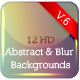 12HD Abstract & Blur Backgrounds V6 - GraphicRiver Item for Sale