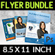 Corporate Flyer Bundle Template Vol.2 - GraphicRiver Item for Sale
