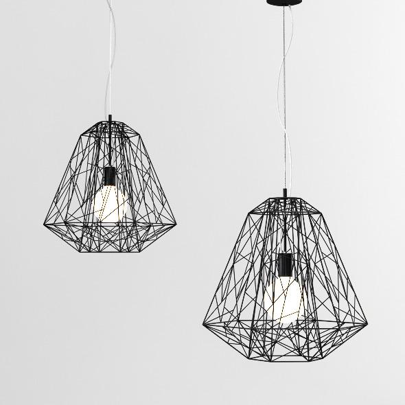 3DOcean Italux V2466A Lamp 7658628