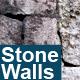 Old Stone Walls and Brick Walls