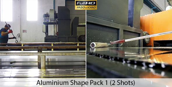 Aluminium Shape Pack 1