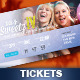 Event Ticket Template V - GraphicRiver Item for Sale