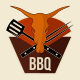 6 Vector Barbecue Badges and Emblems - GraphicRiver Item for Sale