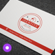 Minimal Business Card 027 - GraphicRiver Item for Sale